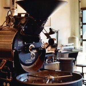 Ростер - машина для обжарки кофе