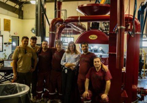 Производство кофе в тюрьме штата Калифорния: взгляд изнутри