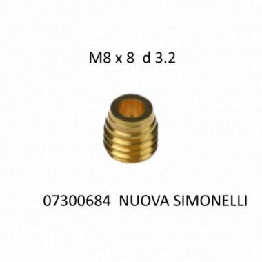 Жиклер M8x8 F.3,2