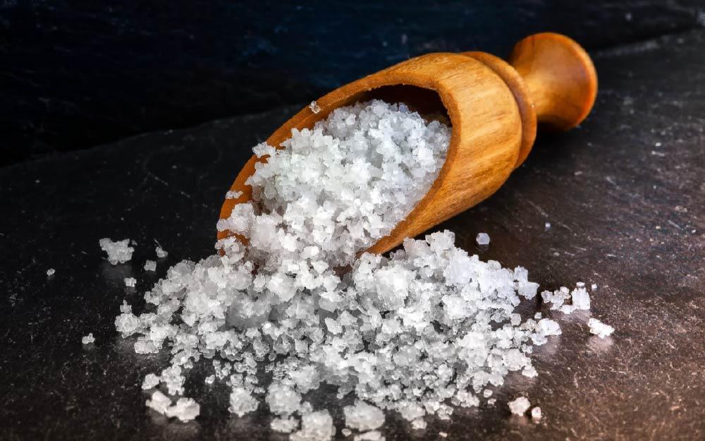 соль в кофе