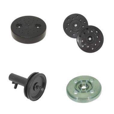 Заварочные устройства (ЗУ, ЦУ). Поршни, держатели сеточек.